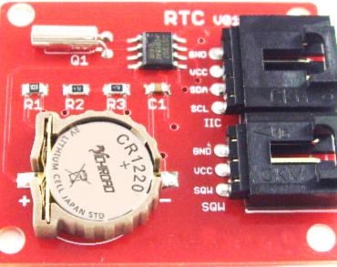 RTC实时钟模块