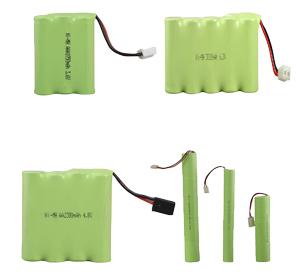 镍氢柱式电池的结构、原理以及特性